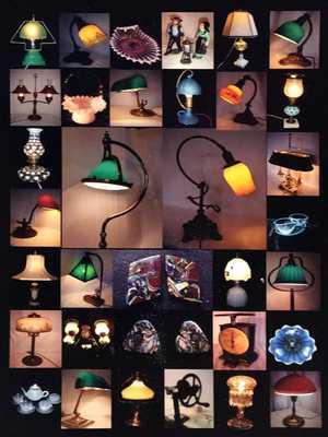 アンティークの灯り展示即売会 …洋灯舎